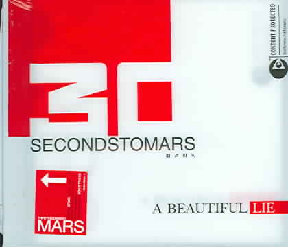 BEAUTIFUL LIE BY 30 SECONDS TO MARS (CD)